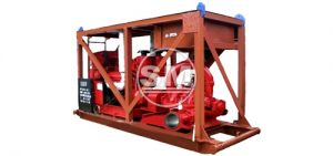 Detroit Jet Pump 1200/330 Diesel Driven High Volume Jet Pump
