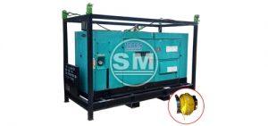 Denyo DCA-100 Rig Safe