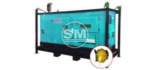 Denyo DCA-150 Rig Safe
