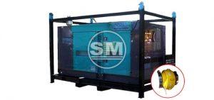 Denyo DCA-220 Rig Safe