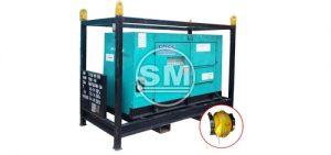 Denyo DCA-60 Rig Safe