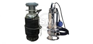 Fujico / Tsurumi / Showfou Electric Driven Submersible Pump (3″, 4″ & 6″)Ø