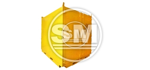 10-Footer Cargo Container