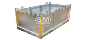 10-Footer DNV Basket / Open Top Tray