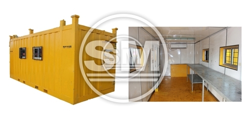 20-Footer Workshop Container