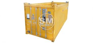 20-Footer DNV Open Top Container Type A