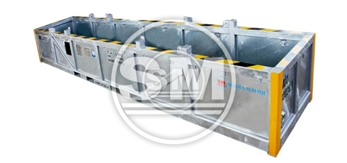 22-Footer DNV Basket / Open Top Tray Type A