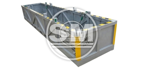22-Footer DNV Basket / Open Top Tray Type B