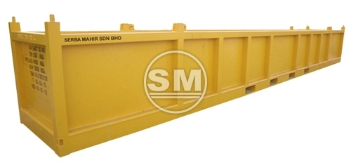 30-Footer basket/Open Top Tray