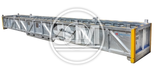 34-Footer DNV Basket / Open Top Tray