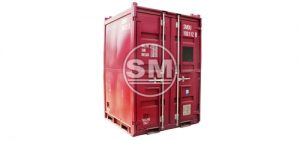 6-Footer DNV Closed Container Type A