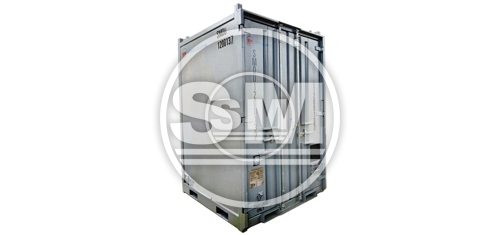 6-Footer DNV Closed Container Type B