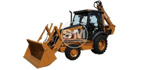 Backhoe Excavator