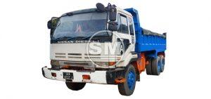 Dump Truck  ( Nissan 10 Tonne )